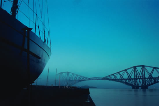 Boat and Forth Rail Bridge