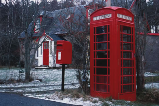 Feshiebridge Phone Box