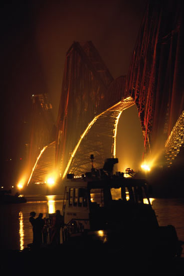 Tug and Forth Rail Bridge