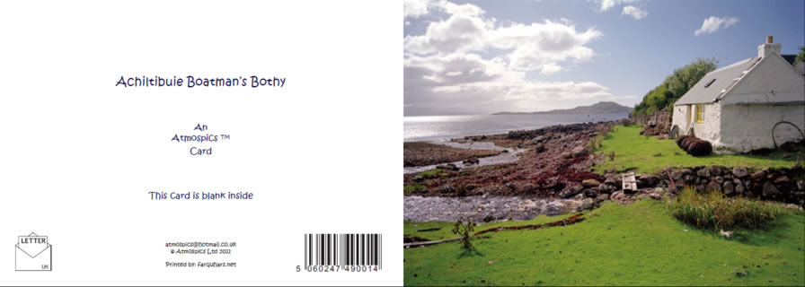 Atmospics Scottish Landscape Greetings Cards